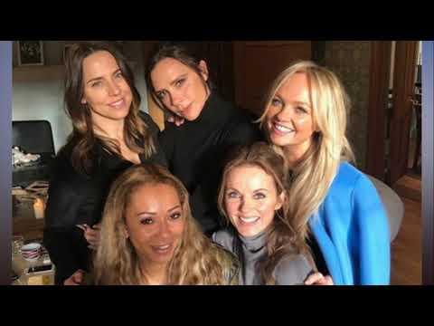 Victoria Beckham posts photo of Spice Girls reunion!