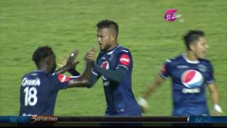 Video A2016-17 | Jornada 16 | Motagua 4-2 Platense download MP3, 3GP, MP4, WEBM, AVI, FLV April 2018