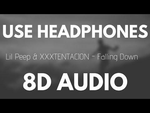 Lil Peep & XXXTENTACION - Falling Down 8D