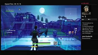 General jermyro makes a house on fortnite