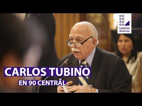 Carlos Tubino: 'A Chávarry no le debemos nada ni queremos nada de él' | 90 Central
