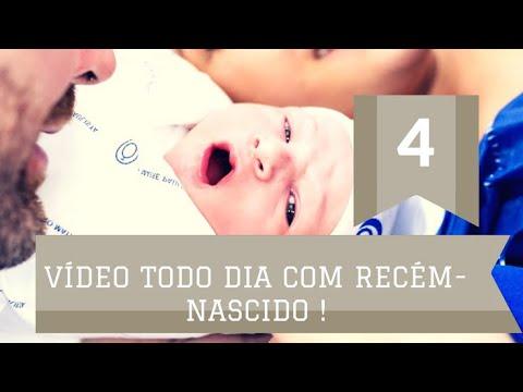 Veda 04 - primeiras 24 horas do bebê em casa!