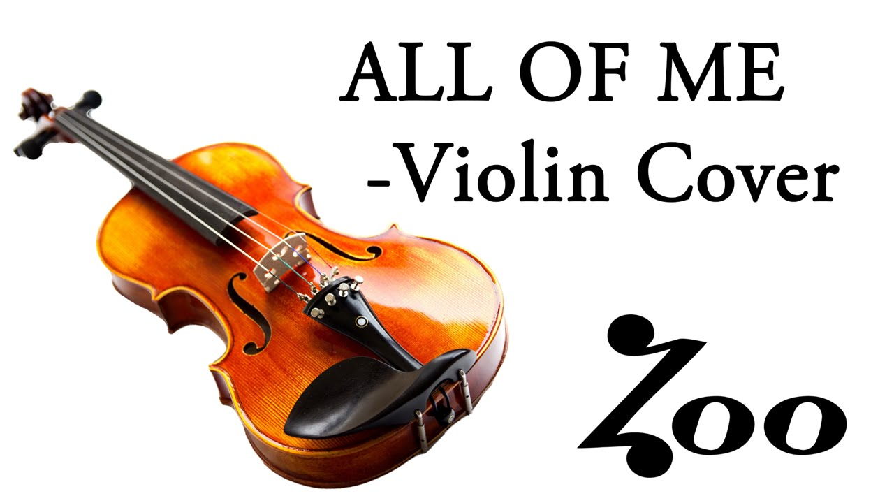 ALL OF ME - Violin Cover