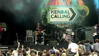 We Are Scientists - The Great Escape // LIVE @ Kendal Calling 2012