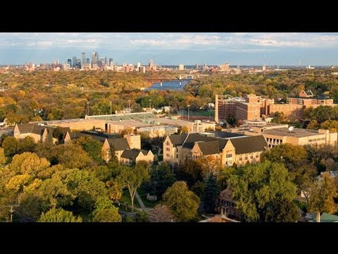 Who We Are | University Of St. Thomas | One Of The Top Private Colleges In Minnesota