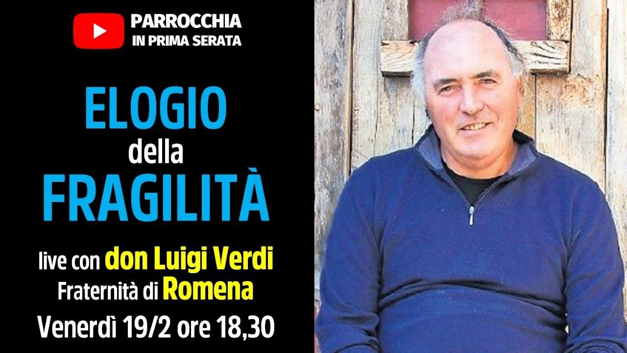 Don Giovanni Benvenuto ci invita