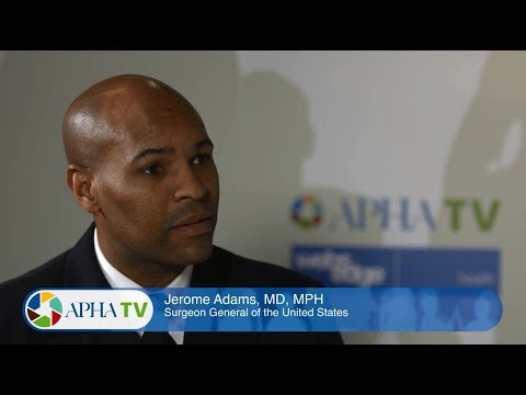 U.S. Surgeon General Jerome Adams: let's change how we talk about health