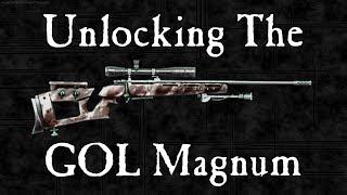 Battlefield 4 - How to Unlock the GOL Magnum - Eagles Nest (Second Assault)