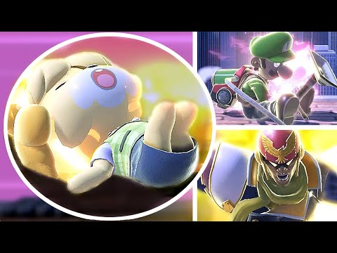 What Happens When all Characters Misses Their Final Smashes in Super Smash Bros Ultimate?