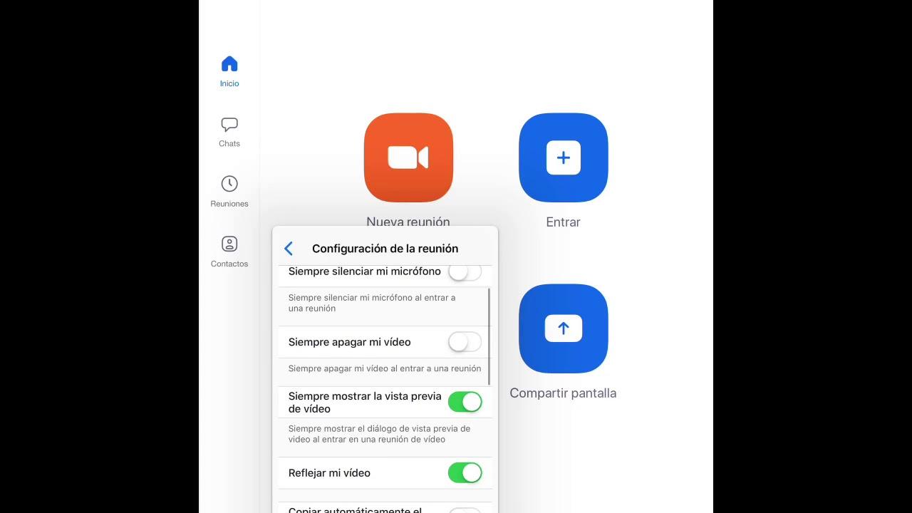 Mejorar El Audio Desde Tu iPad En Zoom