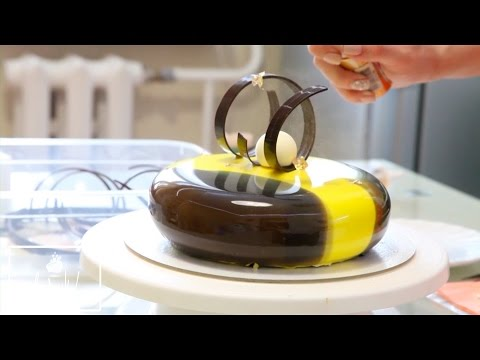 Швейцарский шоколадный мусс