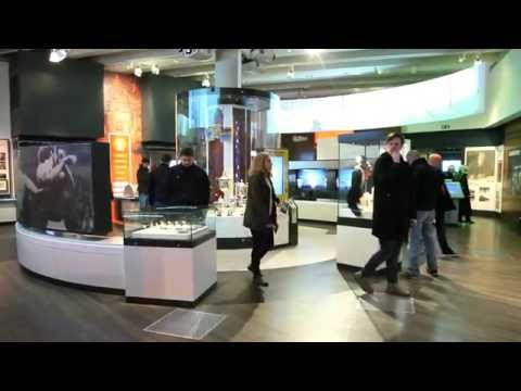 National Football Museum, Manchester, UK - Unravel Travel TV