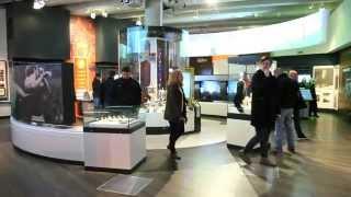 National Football Museum, Manchester, UK - Unravel Travel TV