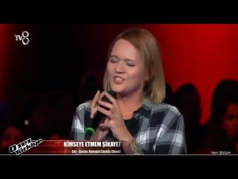 Megan Davis  den Kimseye Etmem Şikayet - O SES TÜRKİYE