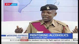 Murang\'a sergeant who has made it his business to fight alcohol menace