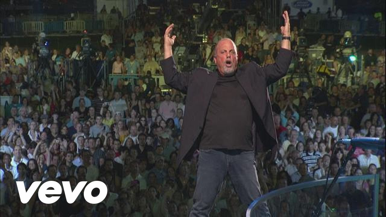 Billy Joel You May Be Right From Live At Shea Stadium Youtube