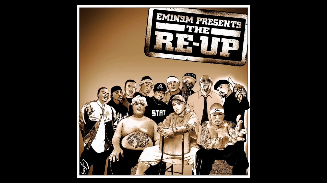 EMINEM , Presents the re-up New Playlist - YouTube