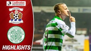 Kilmarnock 1-3 Celtic | Griffiths Stars as Celts Score Three | Ladbrokes Premiership