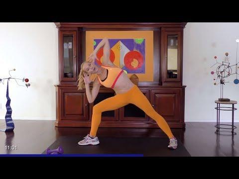 Walking Lunge – HASfit Lunge Exercise Demonstration – Dumbbell Lunge – Barbell Lunge Workout