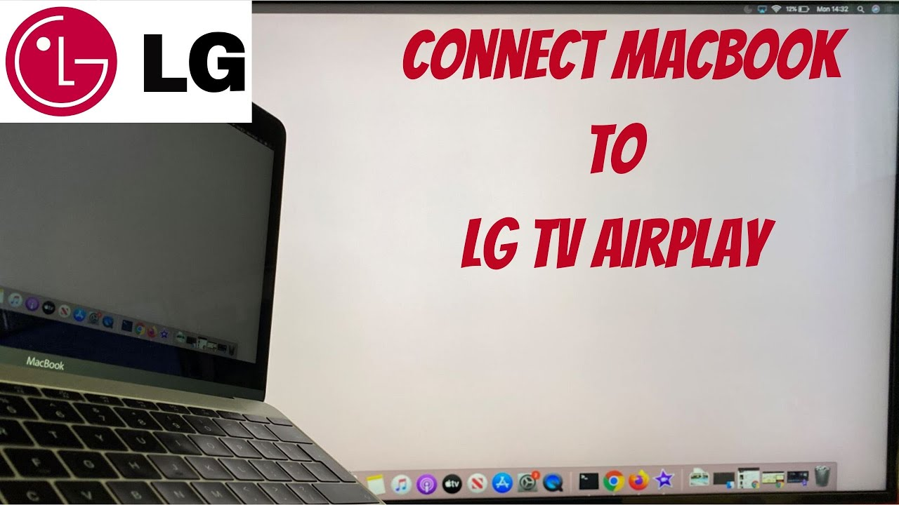 Cast to lg tv from pc