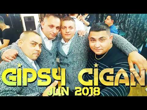 Gipsy Cigan Jun 2018 CELY ALBUM