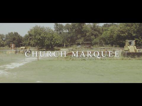 """Mark Powell - """"Church Marquee"""""""