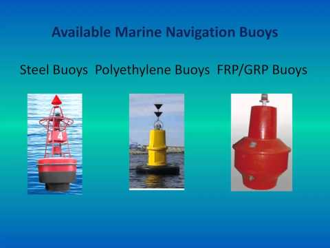 Get all types of marine navigational buoys in Delhi NCR | Navaid Energy