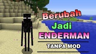 Cara Berubah Menjadi ENDERMAN !! - Minecraft Indonesia !!