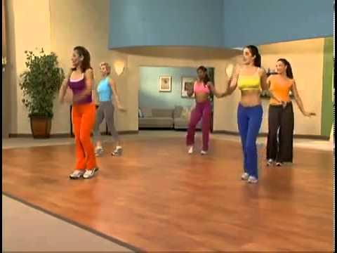 Ejercicio Salsa   Salsa Exercise