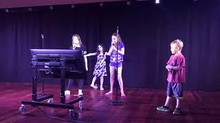 Cousins Karaoke- Justin Bieber - Baby - Carnival Horizon