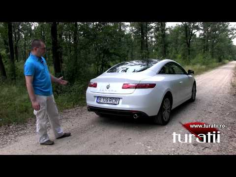 Renault Laguna Coupe GT 4Control 2,0l dCi explicit video 1 of 4
