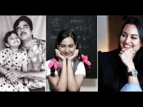Sonakshi Sinha Childhood Photos Fimily Unseen Video