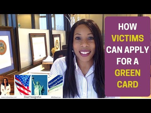 Domestic Violence VAWA Green Card (Immigration 101)