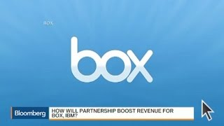 Box Partners With IBM to Build a Bigger, Better Cloud