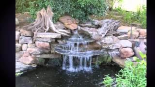 Хотите сделать водопад в саду или на даче?