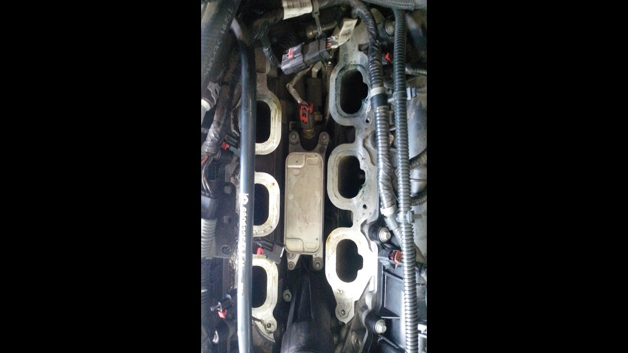 P06dd Engine Oil Pressure Control Circuit Stuck Off Youtube