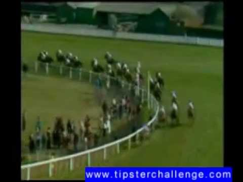 1981 Grand National at Aintree won by Aldaniti