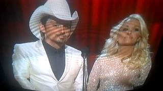 opening of 46th annual cma awards