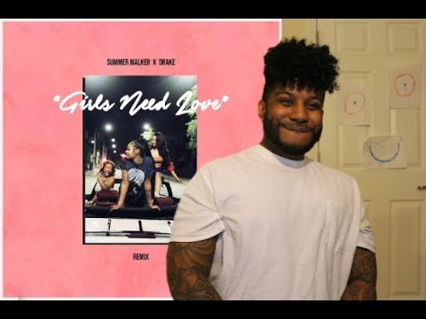 Summer Walker - Girls Need Love Remix (with Drake) Reaction/Review Mp3