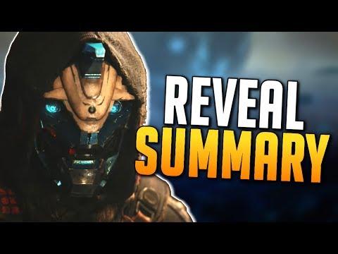 IMPORTANT INFO! - Destiny 2 Premiere Summary