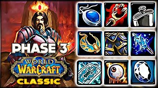 Classic WoW - Phase 3 - Thoughts, Tips, Overview.