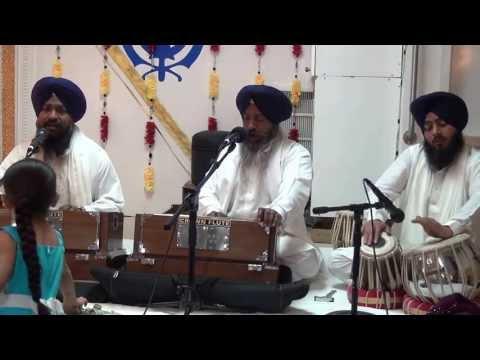 Bhai Gurcharan Singh Hazoori Ragi Sri Darbar Saheb Amritsar-Raam Naam Gun Gaae Lae Meethaa