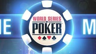 WORLD SERIES OF POKER -- WSOP GAMEPLAY (iOS Gameplay)