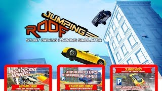 Roof Jumping Stunt Driving Parking Simulator - App Check - iPhone / iPad iOS Game - Play With Games