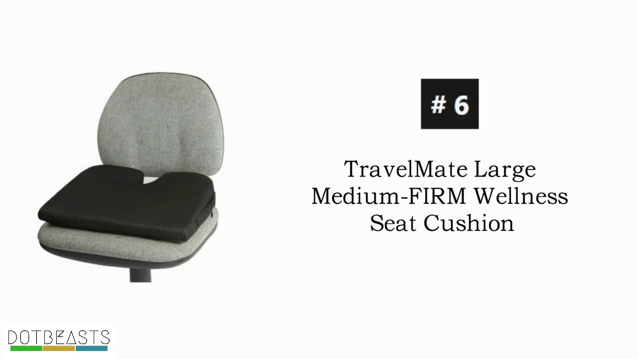 Best Car Seat Cushions For Long Drives An Complete Review