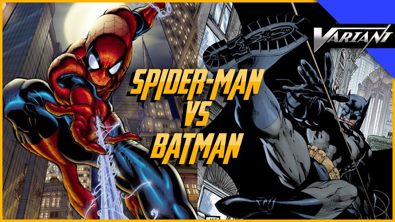spider man vs batman who wins youtube