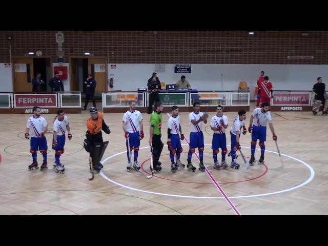 Hóquei FC Alverca vs UD Vilafranquense