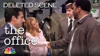 Deleted Scene: Michael's Stripper - The Office