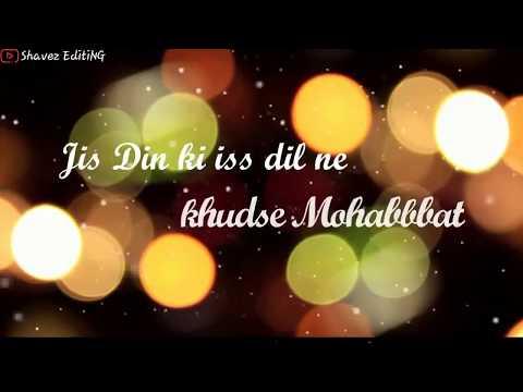 Tere Bare Me 💔💔 Na Sochu 💔💔 Esi Raat Nahin Hai || Sad Heart broken 💔💔 status video