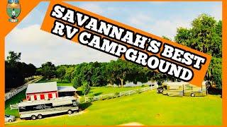Savannah's Best Campground | Ręd Gate Farm RV Resort